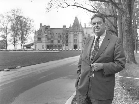 William A.V. Cecil, owner of the Biltmore Estate, died