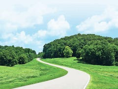 Exploring the Natchez Trace Parkway