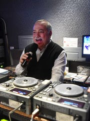 WOGL FM's Bob Pantano hosts a Saturday night Dance Party  at Adelphia Restaurant in Deptford.