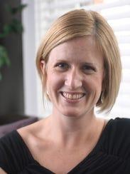 KellyAnn Nelson, artistic director of Cincinnati's
