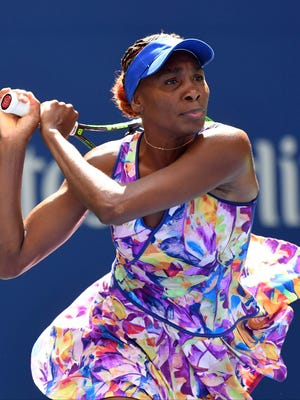 Palm Beach Gardens (Fla.) police said Venus Williams was involved in a crash on June 9.