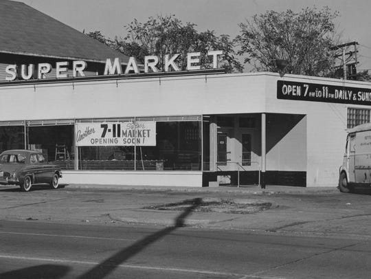 The 7-11 Super Market, later renamed Double 8 Foods, at 29th and Northwestern in Indianapolis, closed in 2015, Happy Brewing Co. moved into the space in March 2018.