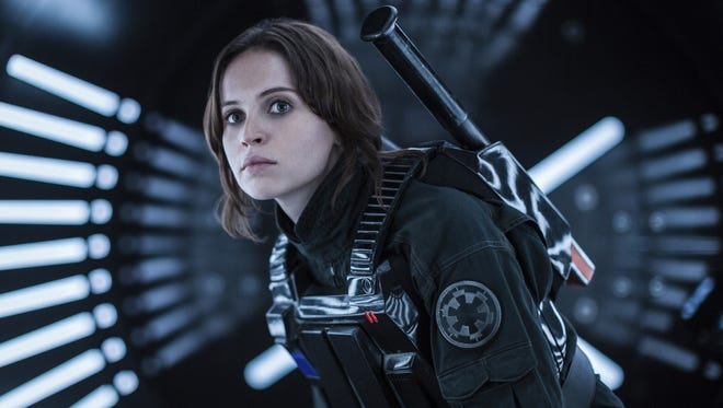 """Main Street Vineland will kick off its monthly Fourth Fridays on the Ave series on April 28 with a free showing of the blockbuster movie """"Rogue One: A Star Wars Story,"""" the latest film in the Star Wars franchise."""