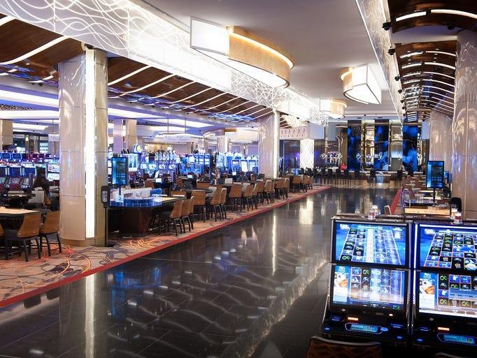 MGM National Harbor casino floor