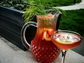 In Leawood, Kansas, rye serves its Rosé Sangria with