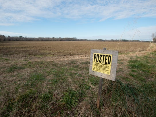 Historians and archaeologists believe significant artifacts – and possibly burial sites – may be found on the Groome property on New Road near Lewes.