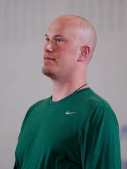 Former Williamston boys basketball coach Jason Bauer died March 27 two years after he was diagnosed with brain cancer.