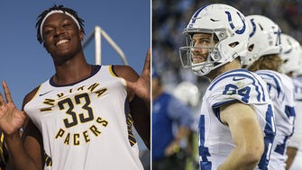 Myles Turner and the new-look Pacers provide optimism. The Colts, not so much this year.