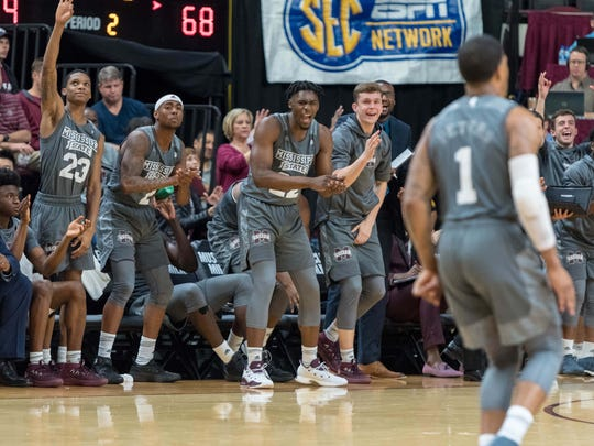 Mississippi State is among the teams in the SEC that have greatly improved over last season.