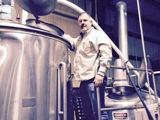 In 1999, Rikenjaks was sold to Tom Shearman, who turned the brewery into a brewpub and moved it to Lake Charles. Tom kept Rick Nyberg (shown) on as the brewmaster, and brought on Jay and Candace Ecker to manage what was turn out to be a wildly popular brewpub and a mecca for live music.