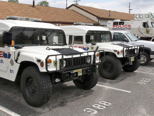 7/28/14, Military PD Vehicles