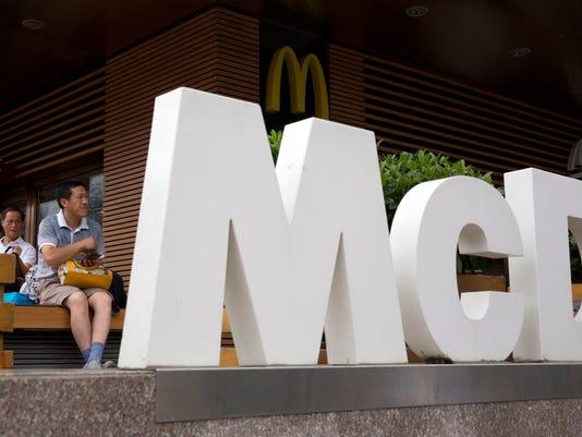 Earns McDonalds