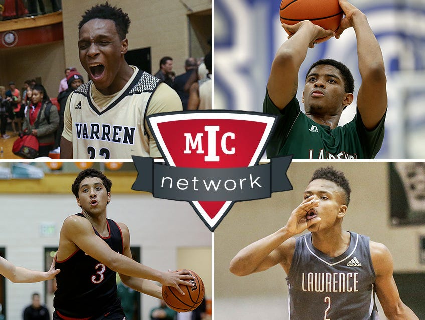 MIC Network's Game of the Week features a sectional doubleheader from North Central.