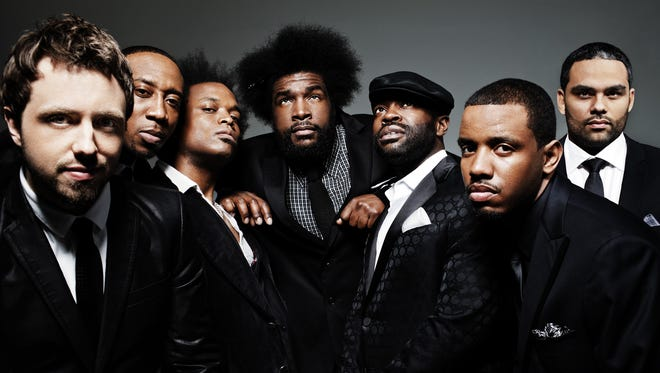 Rumor is that the Roots are staying at the Palomar Phoenix CityScape hotel.