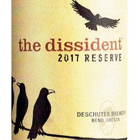 Beer Man: Deschutes Brewery delivers earthy goodness with Dissident