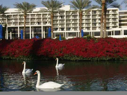 The JW Marriott Desert Springs Resort & Spa in Palm Desert is one of the largest resorts in the Coachella Valley, and is a significant contributor to transient occupancy tax collections in Palm Desert.