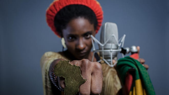 Jah9 headlines a night of reggae Tuesday at Nectar's.