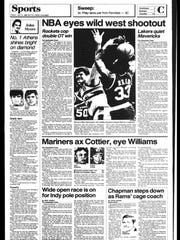 Battle Creek Sports History: Week of May 5, 1986