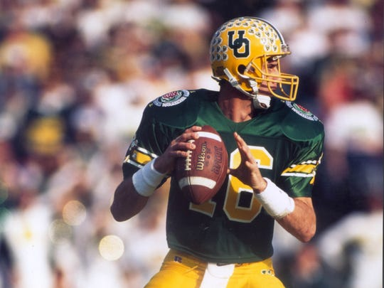"Oregon quarterback Danny O""Neil."