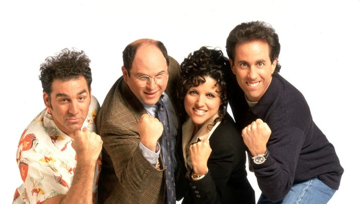 What USA TODAY said about the 'Seinfeld' series finale 20 years ago