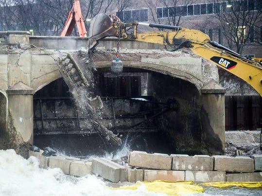 Dam Removal-Flint