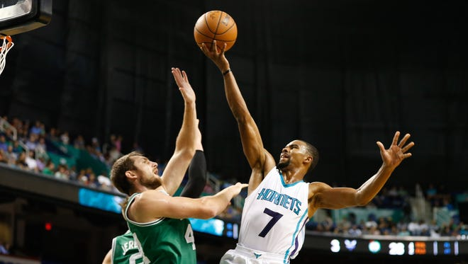 Charlotte Hornets guard Ramon Sessions donated $1 million to the Wolf Pack.