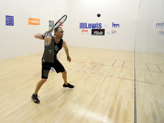 lewis raquetball