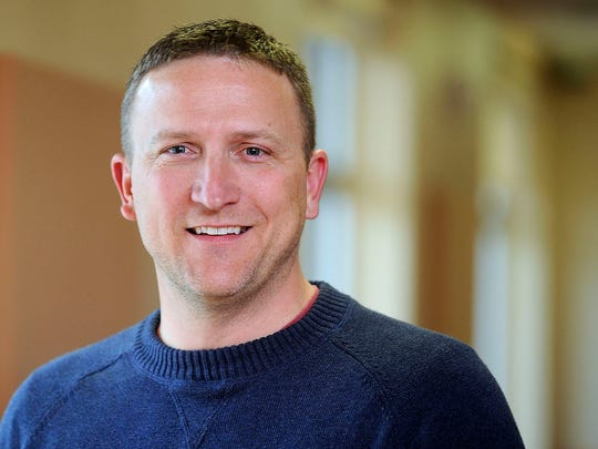 Randy Dobberpuhl is running for the Sioux Falls School