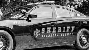 The Isabella County sheriff's office says a 26-year-old man has died following a tire explosion at a business in mid-Michigan.