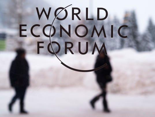 AP TRUMP DAVOS I CHE