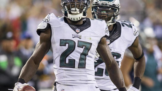 Eagles safety Malcolm Jenkins led the Eagles in tackles