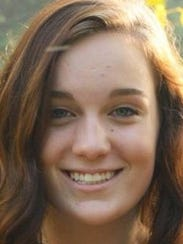 Nekoosa's Jenna Baker was named the South Central Conference