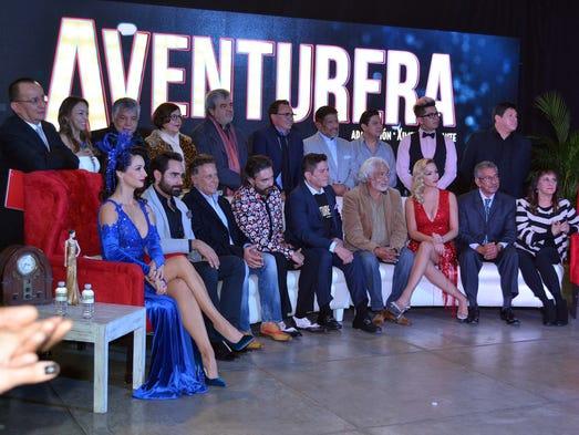 """Ahora producida por Juan Osorio y Gerardo Quiroz, """"Aventurera"""""""