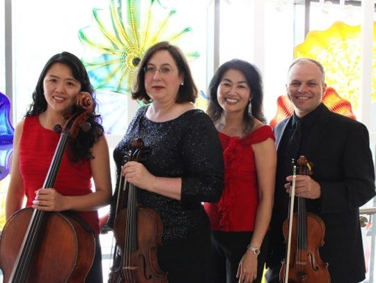 The Pyxis Piano Quartet will be among the artists who