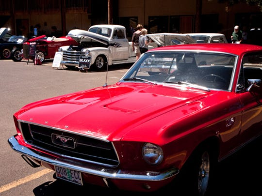 The Wine Country Cruise-In & Father's Day Celebration takes place noon to 6 p.m. Sunday, June 19, at Willamette Valley Vineyards.