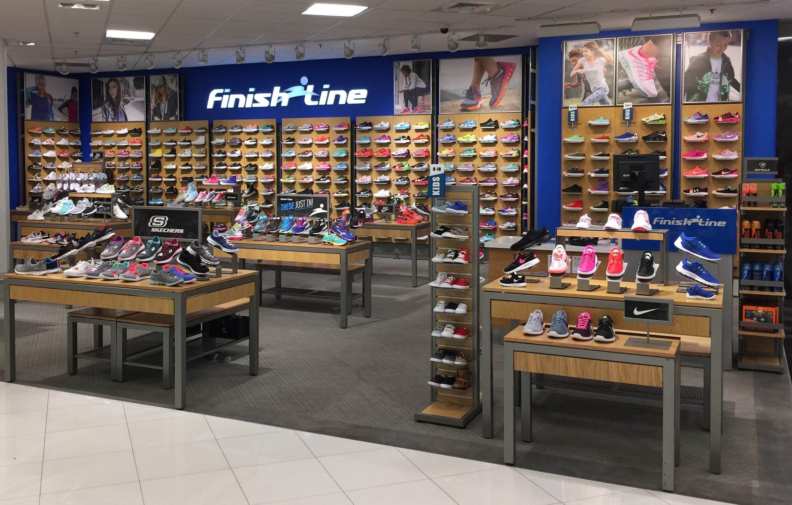 Will Finish Line close its NJ stores?