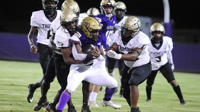 Photo gallery from the high school football game between Thomson and ARC on October. 16, 2020 in Augusta, Ga.