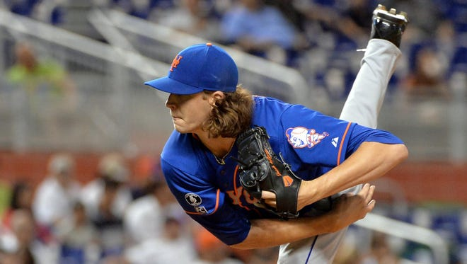 Jacob deGrom has made his final start of 2014. Will it be enough to win NL Rookie of the Year?