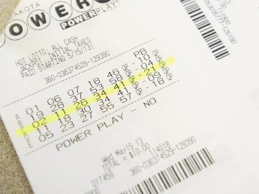 Lottery Winners - Beal Distributing - Powerball