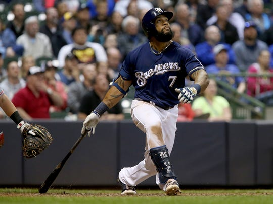 If you needed another reason to head to Miller Park this summer, Eric Thames and the Brewers are off to a surprising start to the season.