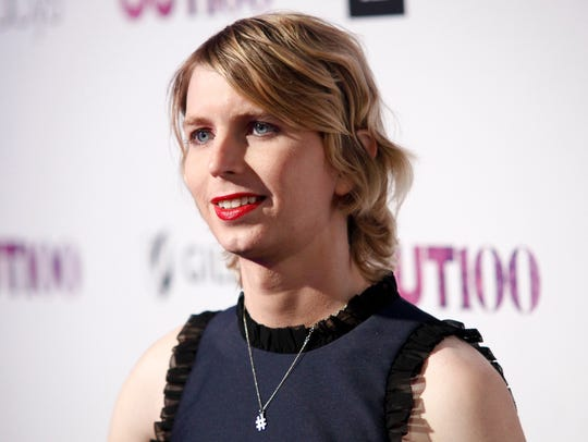 Chelsea Manning attends the 22nd Annual OUT100 Celebration