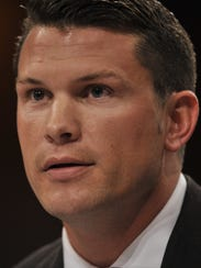 Pete Hegseth, now Concerned Veterans for America's