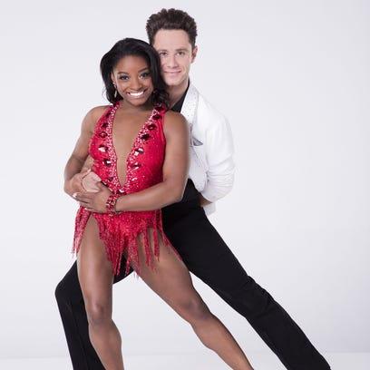 Olympian Simone Biles, Bachelor Nick Viall, Mr. T top latest 'Dancing' cast
