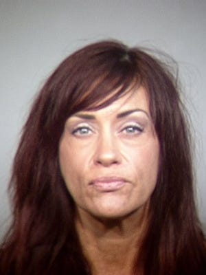 Renee Scozzari is a suspect in a hit-and-run crash in Tempe on Aug. 23. Police say social-media tips helped lead to her arrest.