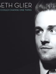 """The cover of Seth Glier's """"If I Could Change One Thing."""""""