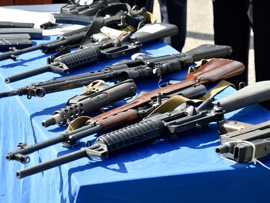 NJ gun safety bill bans weapon sales to people who pose