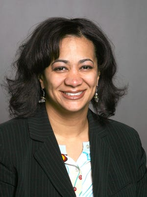 Anika Goss-Foster, the new executive director of the Detroit Future City Implementation Office.