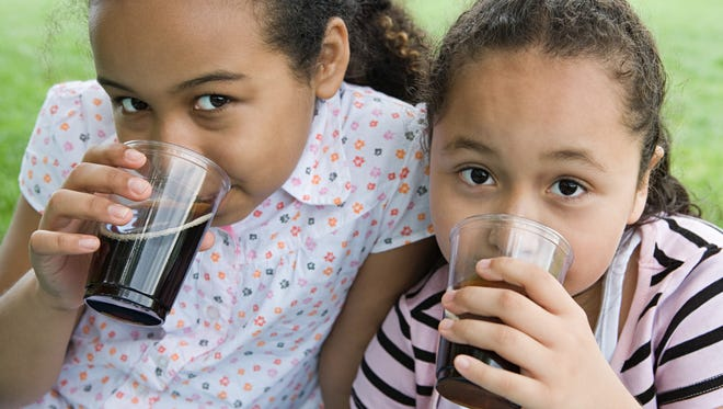 Some 96% of parents say they gave sugary drinks to their kids in the month prior to the survey.