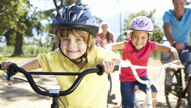 This weekend's list of family-friendly events includes a family bike ride and festival.