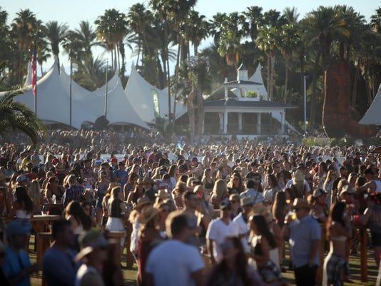 USP ENTERTAINMENT: STAGECOACH FESTIVAL E ENT USA CA